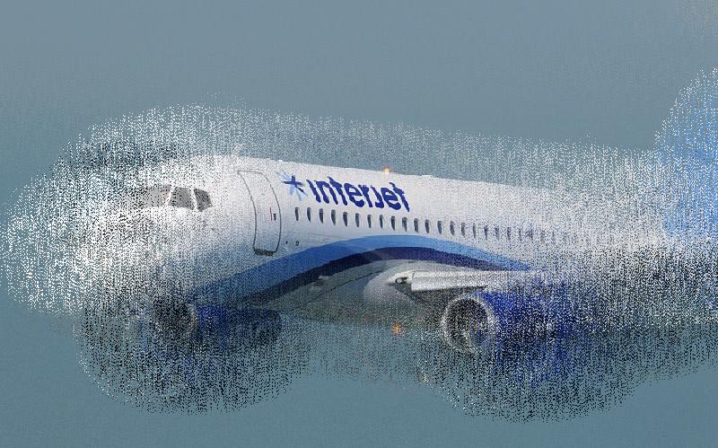Si Interjet quiere recuperar sus aviones y empresa, deberá de esperar 6 horas en la sala y pagar extra si traen portafolio