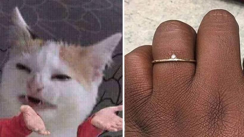No me vuelvo a enamorar nivel: 8 años de relación y le dan este miserable anillo