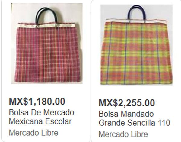 Si tienes estas bolsas en tu casa, felicidades, puedes