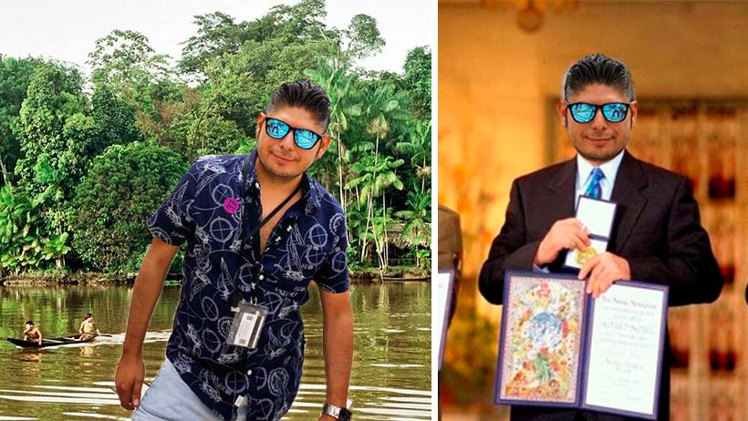 Millennials que suban su foto en el Amazonas recibirán el premio Nobel de la Ecología