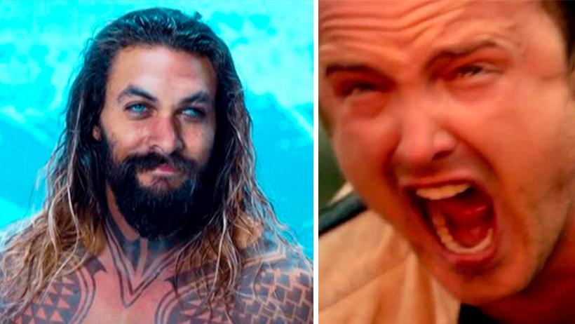 Jason Momoa ya dijo que no hará Aquaman 2 y el internet se ahogó del coraje