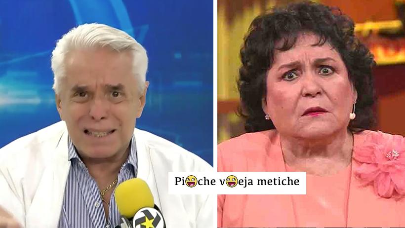 Enrique Guzmán le dijo sus verdades a Carmen Salinas por andarse metiendo con su familia