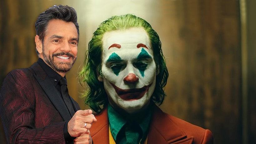 ¡Óigame no, óigame! Eugenio Derbez ahora quiere ser la voz del Joker