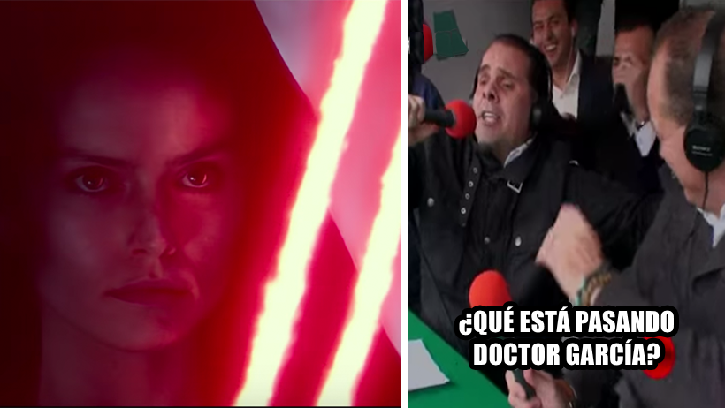 19 galácticos memes del trailer de Star Wars que nos hicieron sucumbir al lado oscuro