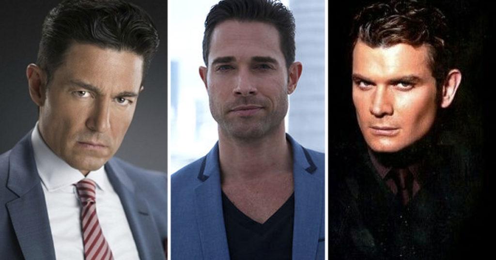 """A uno de estos tres galanes de telenovela le acaban de sacar su """"impresionanti"""""""