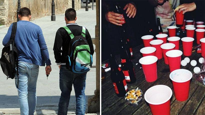Facultades de Derecho e Ingeniería expulsarán a alumnos que no sean borrachos