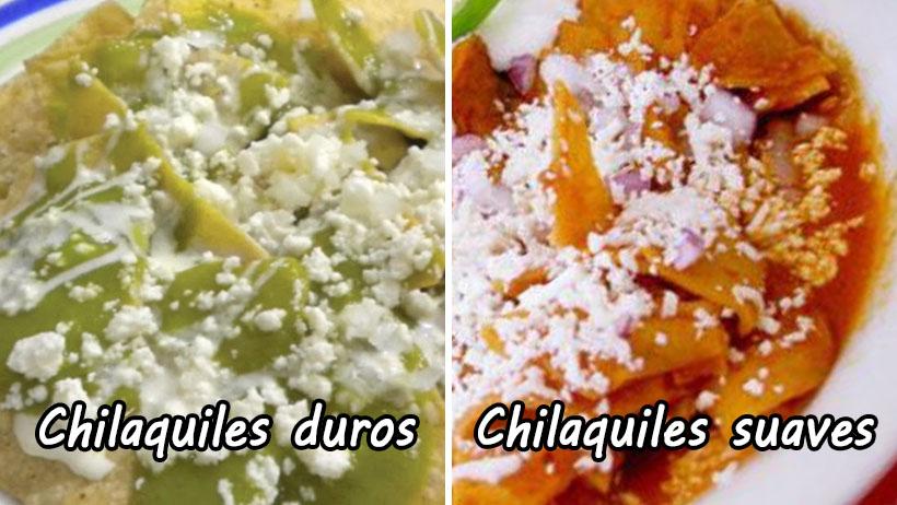 13 diferencias gastronómicas que siempre nos dividirán como mexicanos