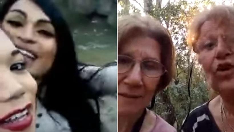 """¿Recuerdan el video """"Estamos perdidas""""?, pues estas señoras ya grabaron la segunda parte"""