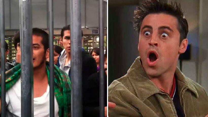 Hasta 72 horas de prisión para personas que vean Friends más de 5 veces