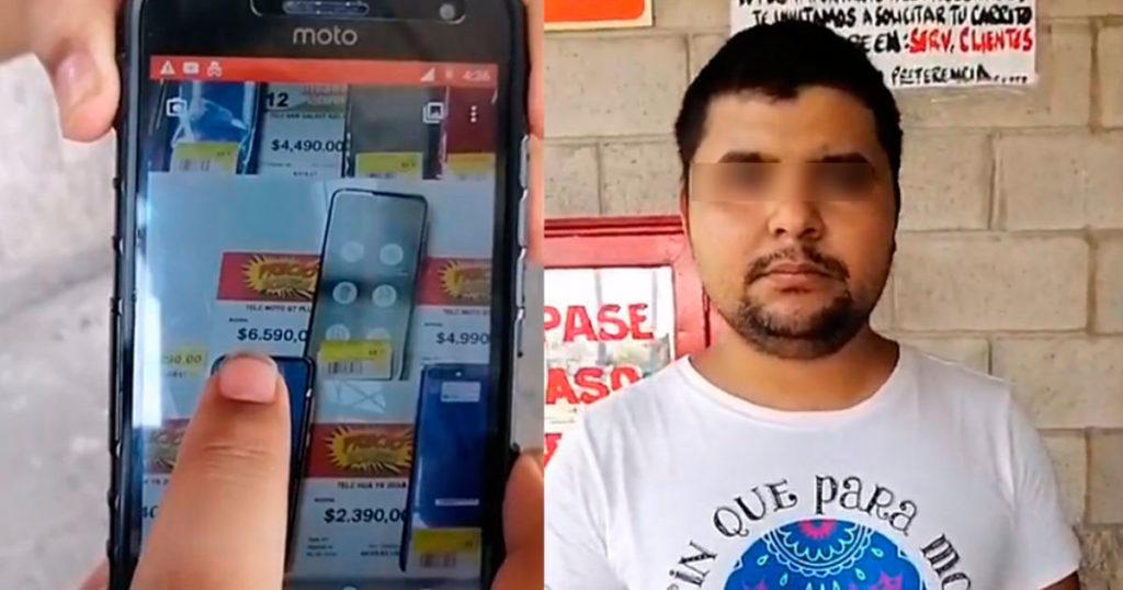 Este gandalla quiso comprar celulares a 7 pesos por error y el Internet se lo acabó