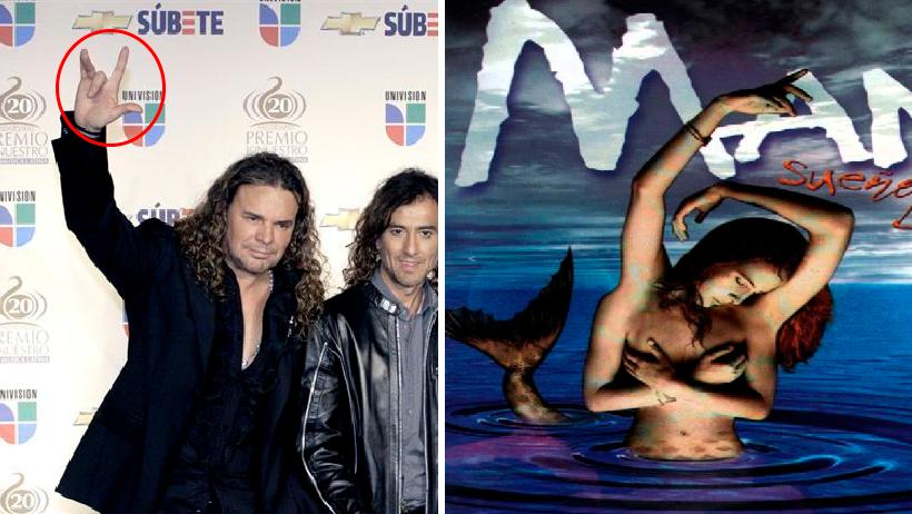 11 razones por las que Maná es una banda de metal satánico súper diabólica