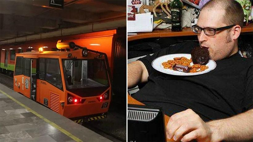 Metro bebé transportará a treintones que aún vivan con sus papás