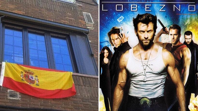 Mexicanos que se crean españoles serán castigados viendo películas dobladas al español de España