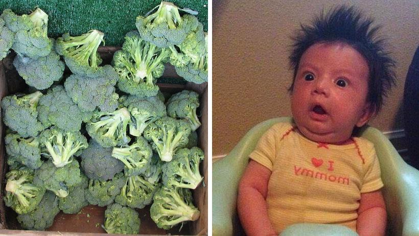 Papás veganos desnutrieron a su bebé por querer hacerlo vegano y el internet ya los regañó
