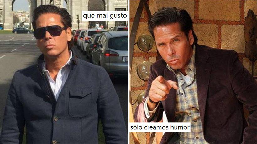 Palazuelos aclara que Papi Palazuelos es una parodia, repetimos, Papi Palazuelos es una parodia
