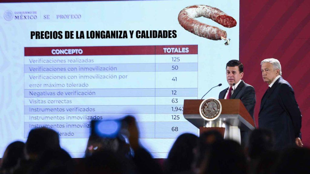"""Ricardo Sheffield ahora publicará el """"Quién es Quién"""" en el Precio de la Longaniza"""