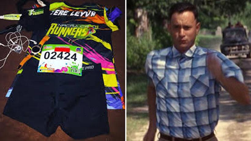 Runners que le toman foto a su uniforme tienen más probabilidad de concluir el Maratón: estudio
