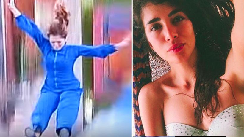 Nos quedamos con la duda: qué pasó con la actriz que cayó de ramalazo en Se Vale