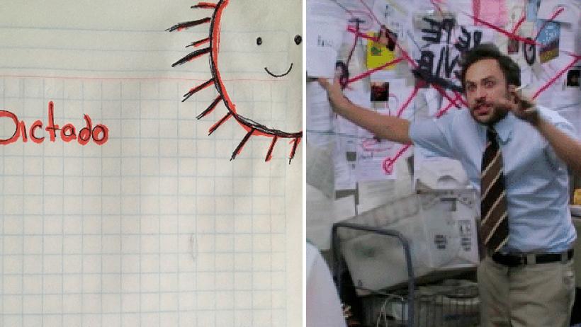 Estudio: Los que dibujaban un sol en la esquina del cuaderno ahora sufren ansiedad