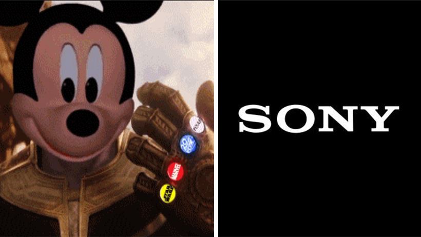 Del puro coraje, Disney compra a Sony para recuperar a Spider-Man