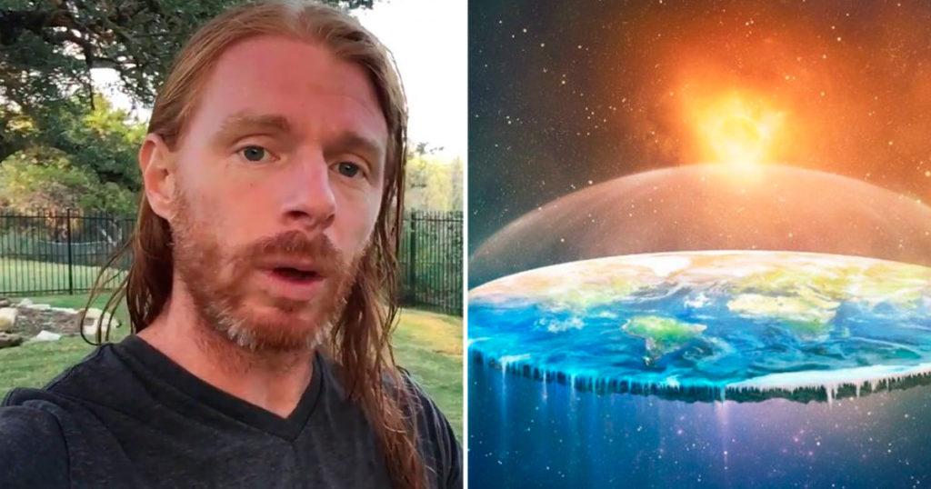 Persona que cree en el calentamiento global asegura que el terraplanismo es para tontos