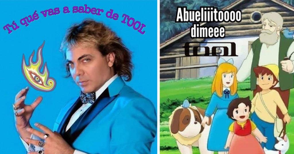 Los mejores 21 memes de TOOL autorizados por Cristian Castro para festejar su nuevo disco