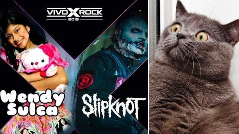 Olvida el Vive Latino, este Festival tendrá la audacia de combinar a Slipknot y Wendy Sulca