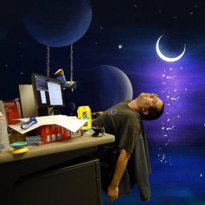 Piensas qué sería de tu vida si decides hacerle caso a tus sueños pero mientras trabajas