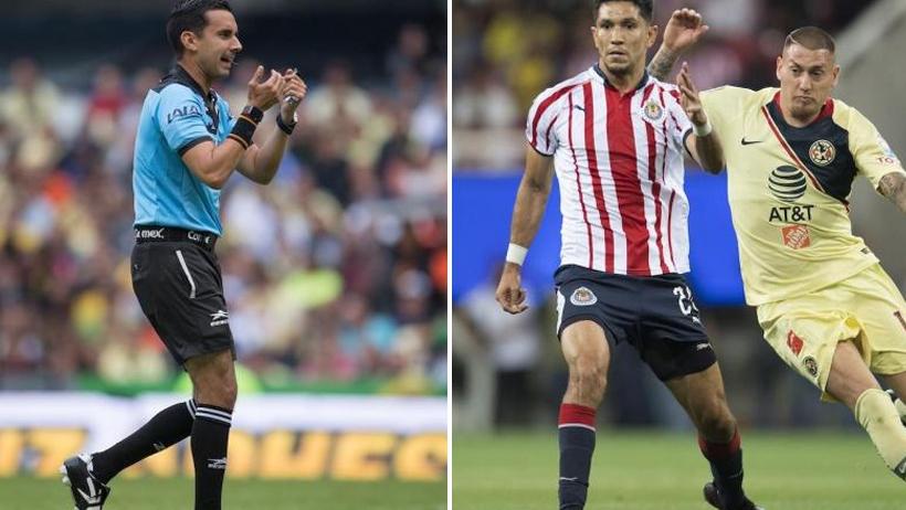 Por mala racha de Chivas, hoy los árbitros no podrán apoyar al América