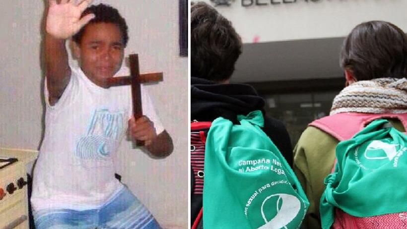 Antiabortistas temen que posesiones diabólicas se incrementen un 300% en Oaxaca