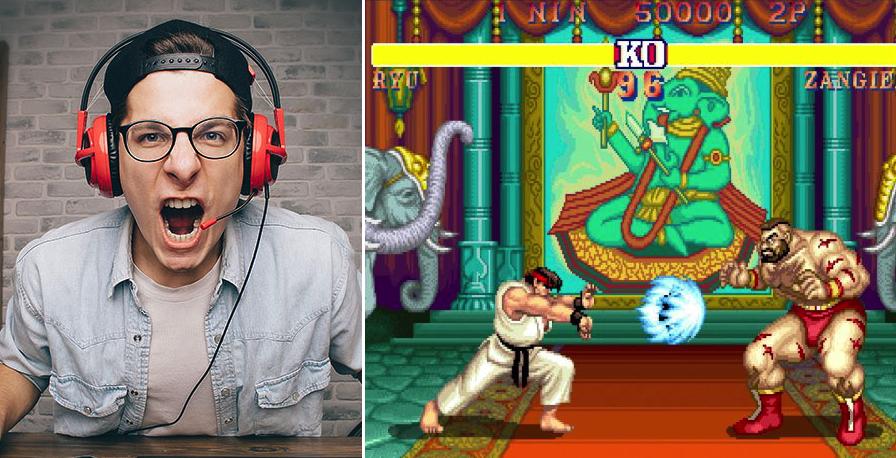 ¿Recuerdas a Street Fighter? Pues la computadora te hacía trampa todo el tiempo