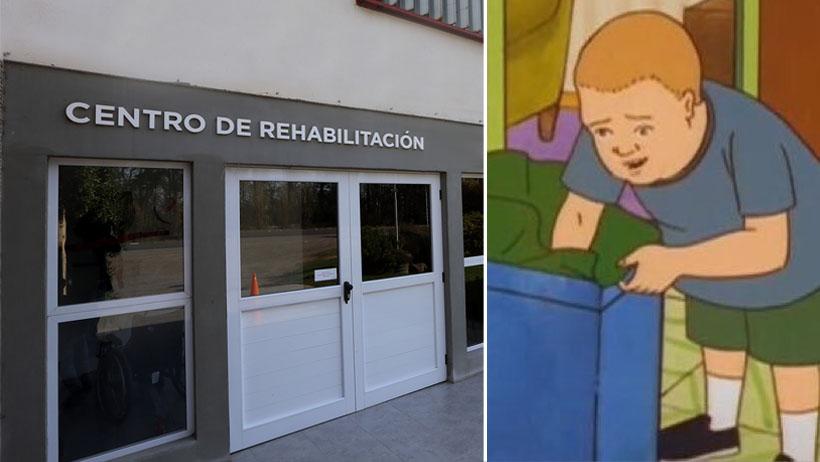 Abren centro de rehabilitación para personas adictas a perder la dignidad