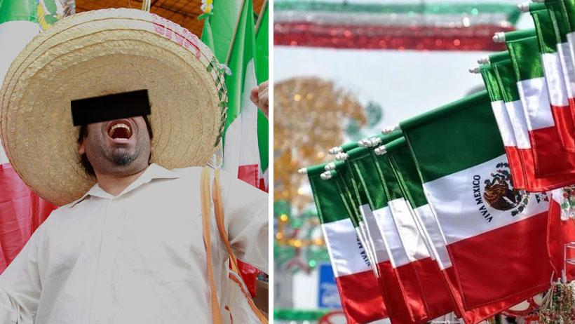 Chavito de 34 que aún vive con sus padres se dice listo para celebrar la Independencia