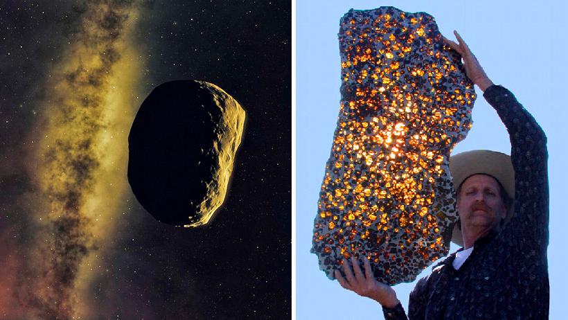 Todo lo que sabemos sobre el meteorito hecho de oro que cayó en México.