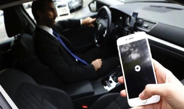 Localizan a primer chofer de Uber que no está siempre desesperado