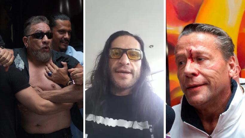 Cibernético promete que hará que Carlos Trejo y Alfredo Adame se partan la cara.