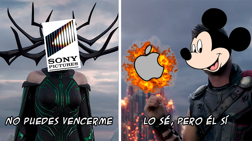 Fatality nivel: Apple le tirará paro a Disney para recuperar al Spider-Man de Sony
