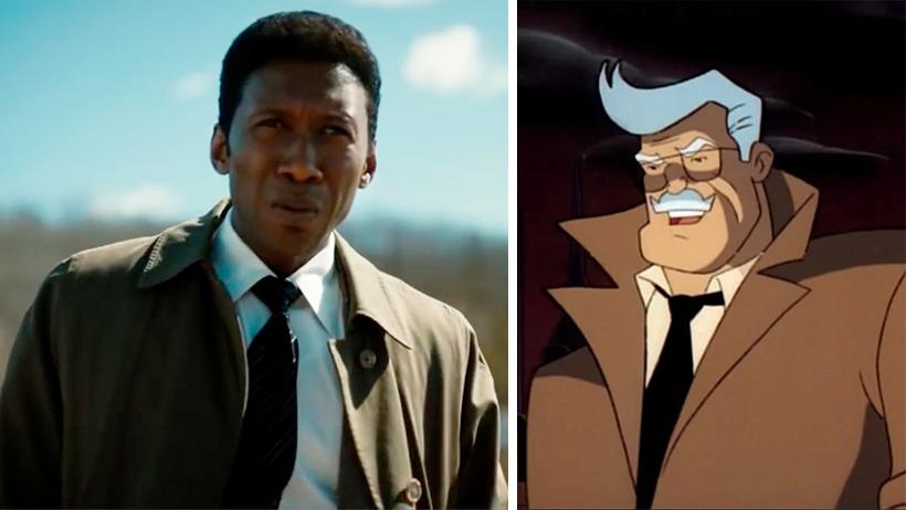 DC Comics aplicó un Disney y quiere a Mahershala Ali como un hombre blanco en Batman