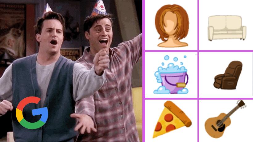 Google se rifó celebrando el 25 aniversario de FRIENDS y ya estamos llorando de viejos