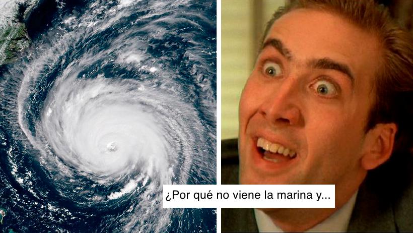 Este genio tiene la solución para acabar con lo huracanes y pues ¿Cómo no se nos ocurrió antes?