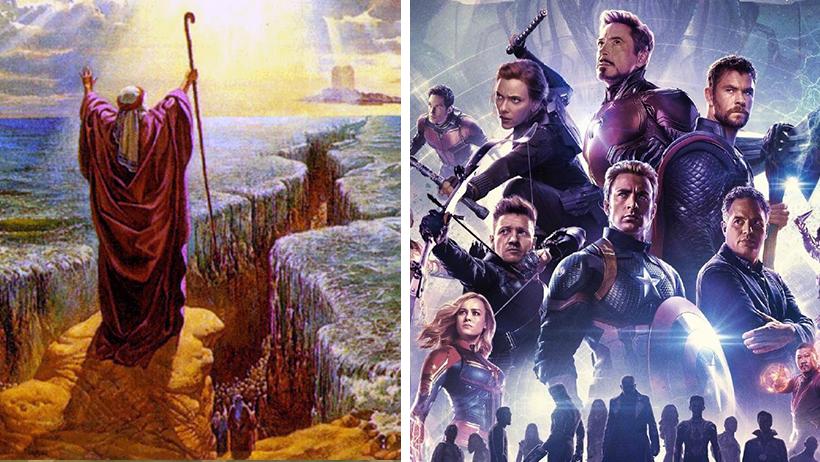 Dios confirma que los eventos de La Biblia ocurren en el Marvel Cinematic Universe