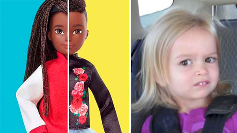 Millennials nivel: Mattel lanzó la/el primer Barbie progre y la humanidad se ha perdido