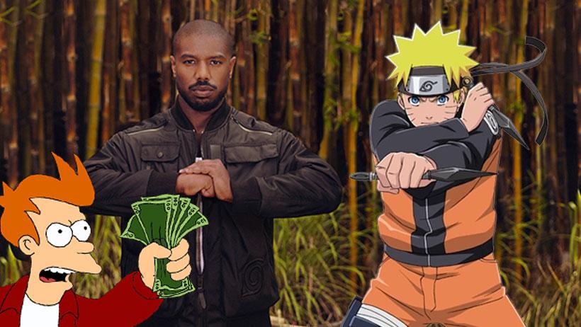 Michael B. Jordan lanzará línea de ropa para correr como Naruto y verte igual de bien que él