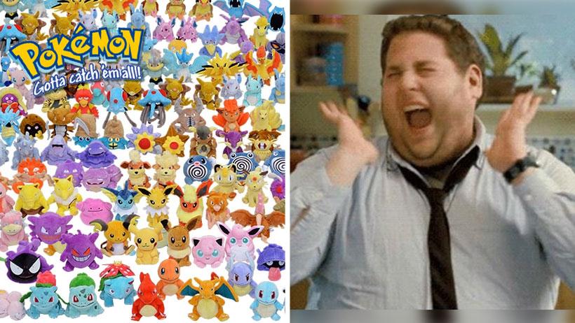 ¿Quisiste ser Maestro Pokémon? Pues ya puedes serlo con estos peluches oficiales para chavorrucos