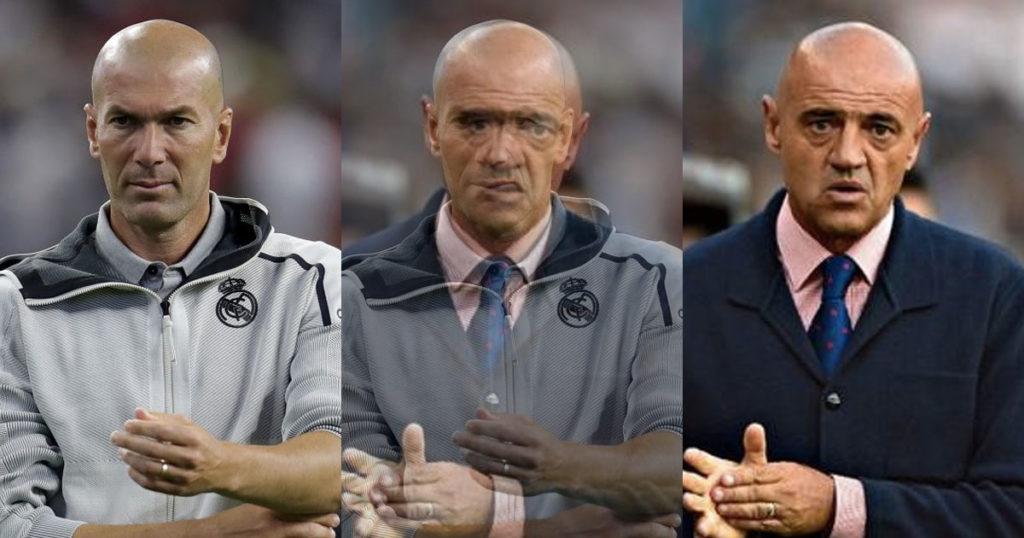 Chelís saldría del retiro para suplir a Zidane tras derrota del Real Madrid ante el PSG
