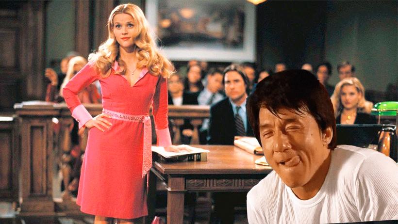 ¿Te quieres sentir legalmente rubio? Reese Witherspoon se sacó unos pasitos en TikTok y el internet está llorando de risa
