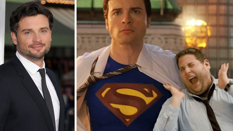 ¡Hazte a un lado, Marvel! Tom Welling regresa para interpretar a Clark Kent en el Arrowverse