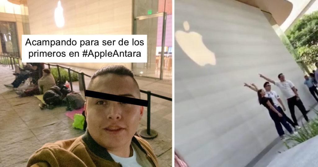 ¿Te burlaste de Tlaxcala? Así se pusieron los whitexicans por el Apple Antara en CDMX