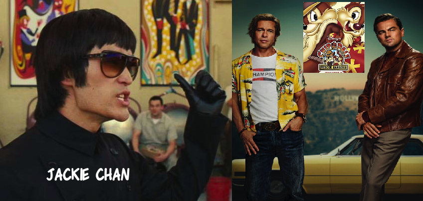 11 personajes que salen en la nueva película de Tarantino y que no te diste cuenta