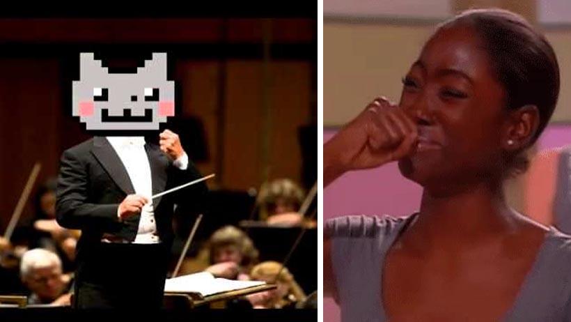 La Filarmónica de Jalisco le hizo un tierno homenaje a Nyan Cat y ya queremos chillar